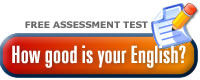 Free English Language Assessment Test